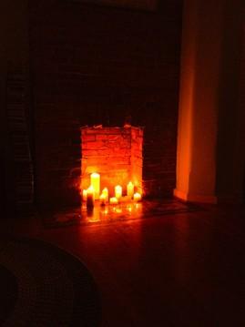 暖炉,炎,ストーブ,埋め込み型暖炉,ビルトイン暖炉,キャンドル